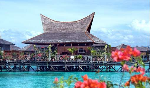 Mabul Water Bungalow Resort